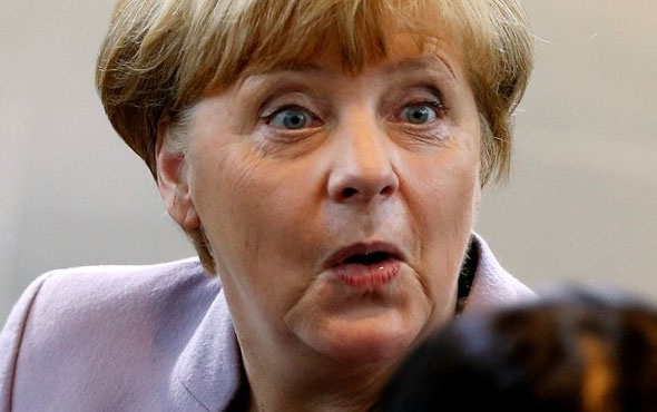 Merkel o skandalla ilgili bilgi verdi