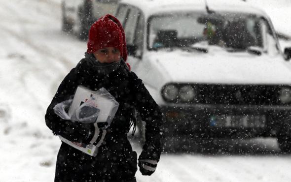 Meteoroloji'den bu illere kar uyarısı!