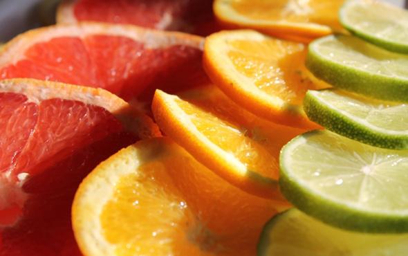 Obezitenin çaresi turunçgillerde mi?