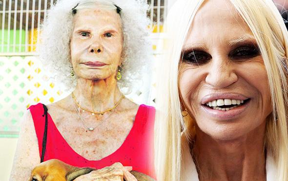 Güzelliği dilden dileydi yaşlanınca enkaza dönüştü!
