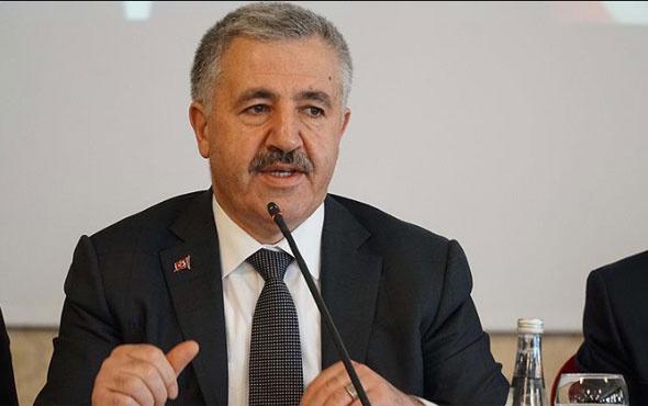 İstanbul'dan Kapıkule hızlı tren Ahmet Arslan detayları anlattı