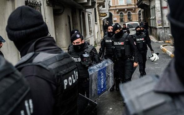Türkiye genelinde bin 848 kişi gözaltında
