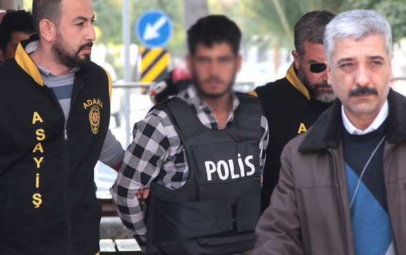 Adana'da vahşet iki kardeş ortak iş yaptıkları...