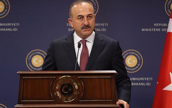 Çavuşoğlu deşifre etti: Birbirlerine silah satıyorlar!