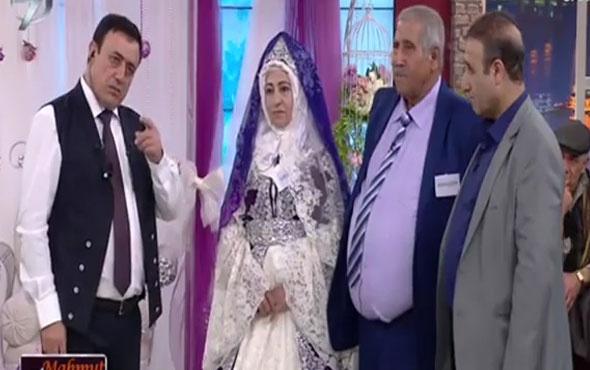 Her ilde bir kocası çıktı! Ekrandaki düğünü polis bastı