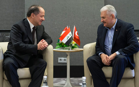 Mesut Barzani'den sürpriz Türkiye kararı