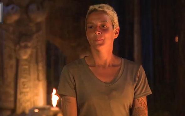 Survivor'dan elenen Berna Öztürk her şeyi ifşa etti!