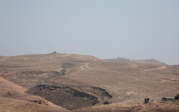 Şok görüntüler! PKK o bölgeyi ele geçirdi