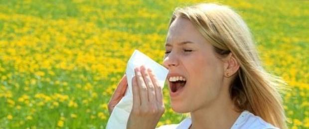 Cemre düştü alerjiler başladı peki ne yapmak lazım?