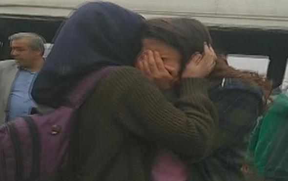 Konya'da öğrenci servisi kaza yaptı!