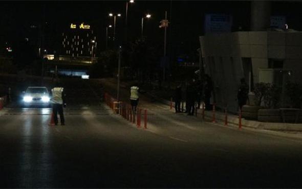 Atatürk Havalimanı'nda ateş açılma anı kamerada