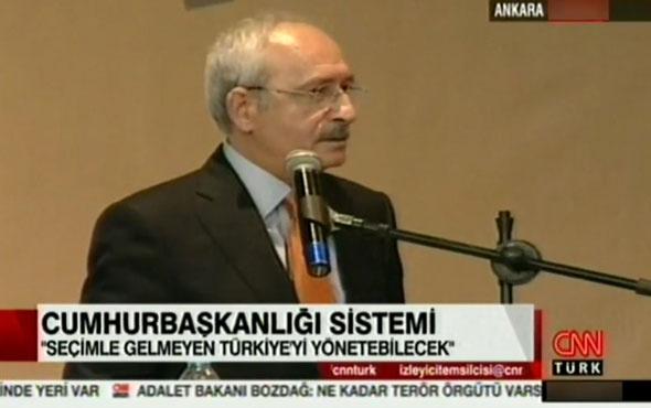Kılıçdaroğlu: Bu iş parti değil, vatan meselesi