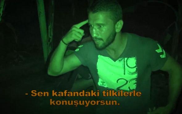 Survivor karıştı Çılgın Sedat ve Adem krizi