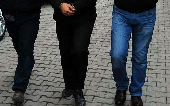 Firari FETÖ zanlısı polis kontrolünde yakalandı