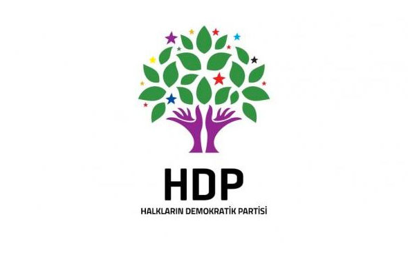 HDP'li 4 milletvekiline büyük şok bakanlığa gönderildi