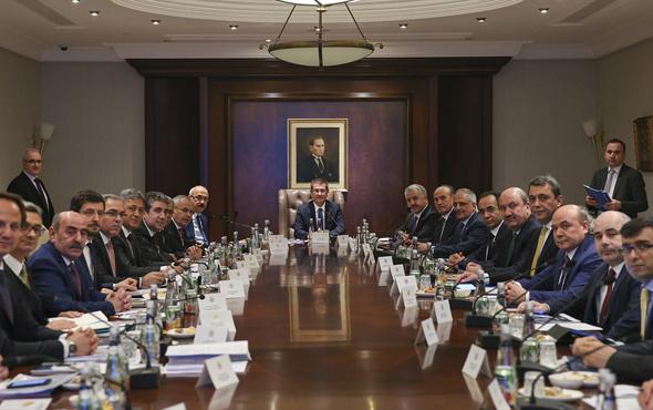 İstanbul finans merkezi oluyor ikinci kez toplantılar
