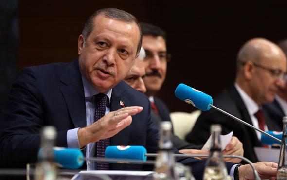 Erdoğan ünlü işadamına çıkıştı benimle pazarlık etme!