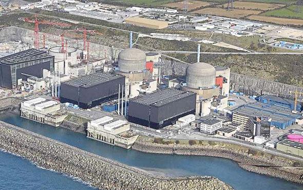 Dünyayı korkutan haber nükleer santral patladı