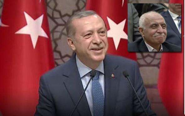 Erdoğan ile şair Cahit Koytak arasında güldüren diyalog