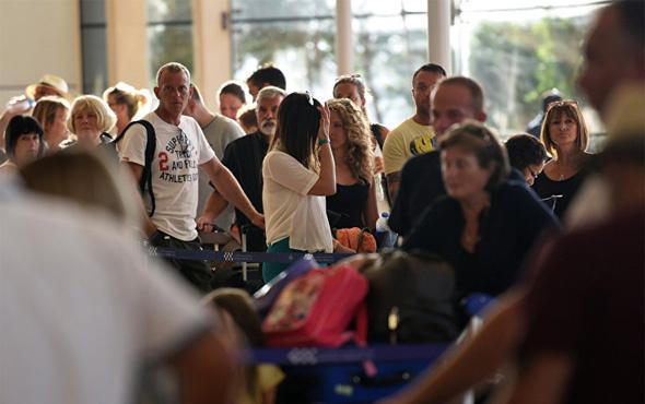 Rus turistlere Türkiye'de terör var uyarısı
