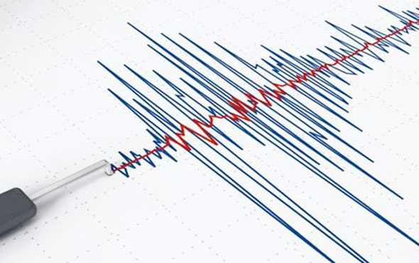 En son deprem Ayvacık yine sallandı
