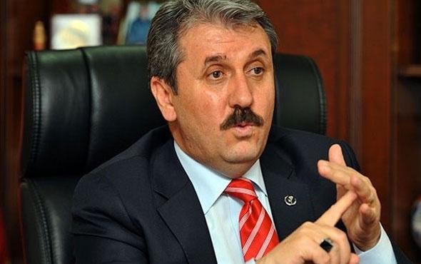 BBP Genel Başkanı Destici neden 'Evet' dediklerini açıkladı