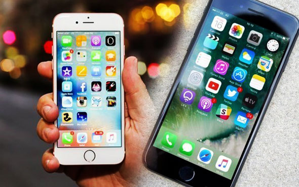 İPhone 8 deşifre olmaya doymadı yine yakalandı