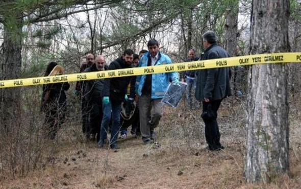 Kayıp kadının cesedi ağaca asılı bulundu