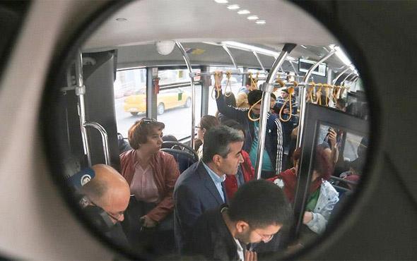 İstanbul'da toplu ulaşım araçlarında yeni dönem