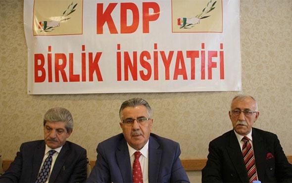 Barzani'nin partisinden sürpriz referandum hamlesi