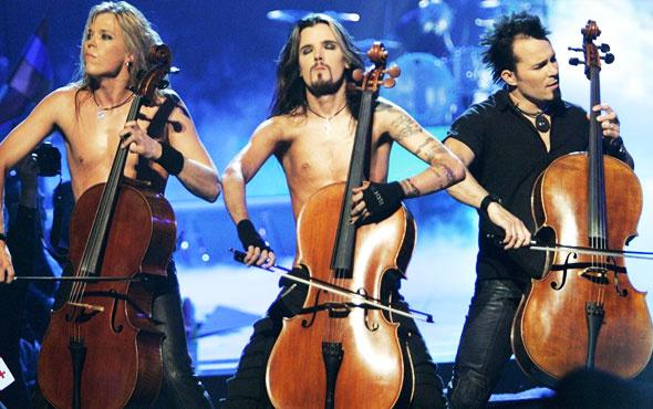 Finlandiyalı ünlü grup Apocalyptica, Türkiye konserini iptal etti