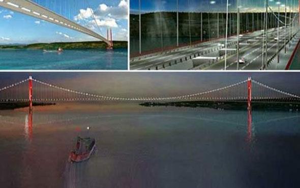Bankalar Çanakkale Köprüsü için sıraya girdi büyük yarış!
