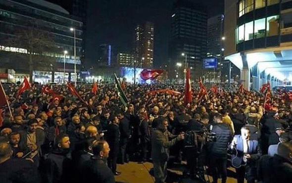 Türkler'in Hollanda'daki miting iptal edildi