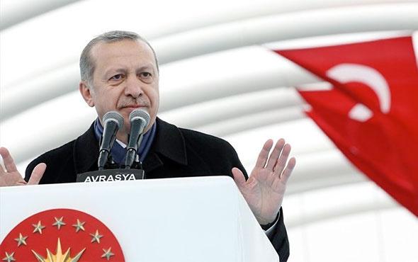 Cumhurbaşkanı Erdoğan: Mustafa Kemal'e hakaret ediyorsunuz