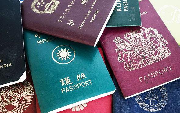 Dünyanın en değerli ve değersiz pasaportları! Türkiye kaçıncı?