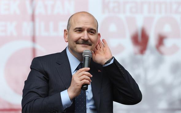 Bakan Soylu: 'Baykal, Kılıçdaroğlu'nu muhafaza etme'