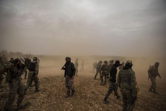 Münbiç'te neler oluyor? TSK namluyu YPG'ye çevirdi