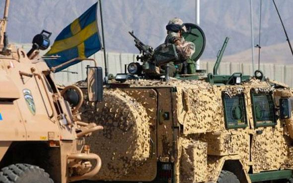 İsveç'te zorunlu askerlik tekrar başlıyor