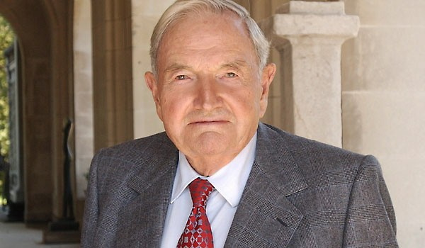David Rockefeller kimdir serveti ne kadar Erbakan anlatmıştı! - Sayfa 1