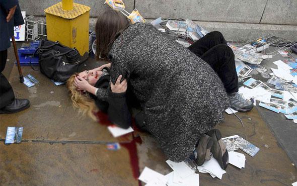 Londra saldırısındaki şok detay ölü sayısı kaç oldu?