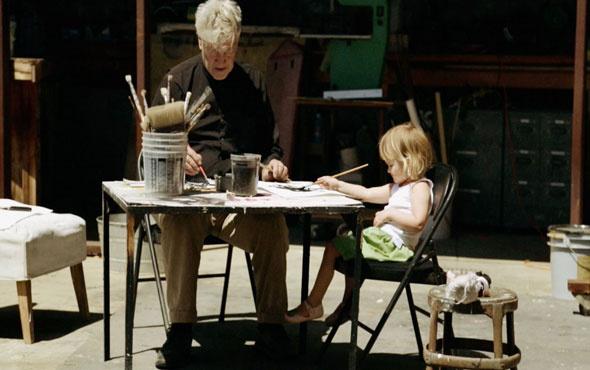 David Lynch Yaşam Sanatı filmi fragmanı - Sinemalarda bu hafta