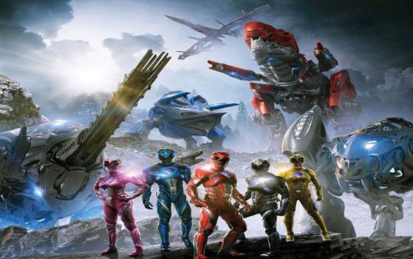 Power Rangers filmi fragmanı - Sinemalarda bu hafta