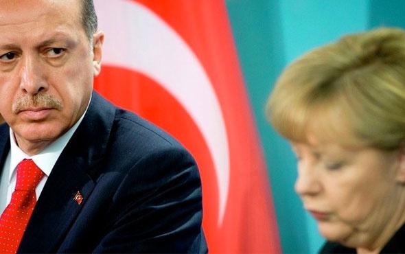 Merkel'i zora sokan Erdoğan sorusu