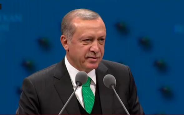 Erdoğan'dan AB için referandum mesajı!