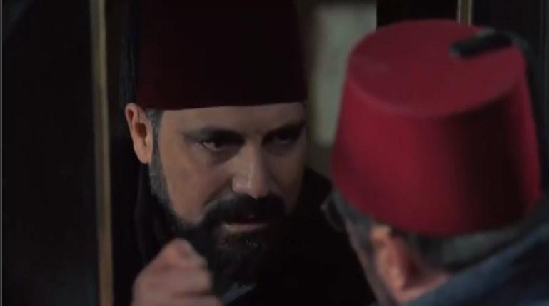 Payitaht Abdülhamid'e damga vuran 'vatana ihanet' sahnesi