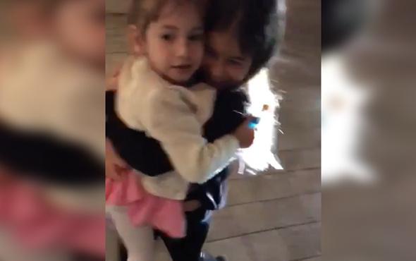 Acun Ilıcalı'nın kızları ilk kez videolarını paylaştı