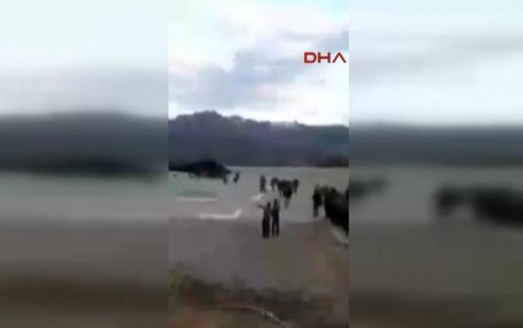 Tunceli'deki JÖH timleri mehterle karşılandı