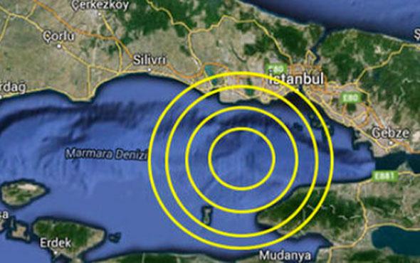Kandilli'den Marmara için korkutan deprem açıklaması