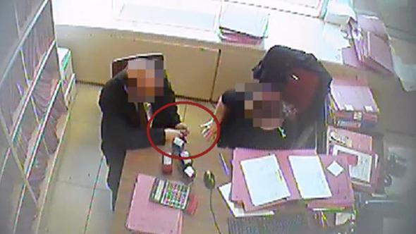 Çağlayan Adliyesi'nde rüşvet görüntüleri dakika dakika kaydedildi