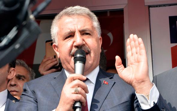 Arslan Kars'ta müjdeyi verdi : Proje artık bitiyor